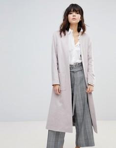 Легкое пальто Helene Berman - Розовый