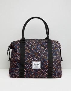 Маленькая сумка с цветочным принтом Herschel - Мульти