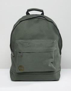 Рюкзак цвета хаки из парусины Mi-Pac - Зеленый
