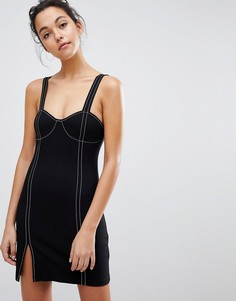 Платье миди Bec & Bridge - Черный