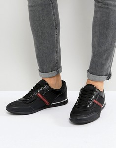 Черные кроссовки Versace Jeans - Черный