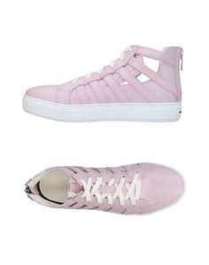 Высокие кеды и кроссовки Pinko
