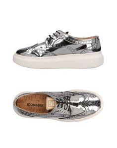 Обувь на шнурках Icona BIO