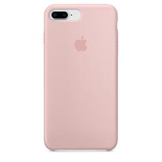 Чехол Apple iPhone 8 Plus / 7 Plus Silicone Pink Sand