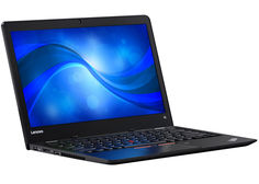 Ноутбук Lenovo ThinkPad 20J1004XRT (Intel Core i5-7200U 2.5 GHz/4096Mb/180Gb SSD/No ODD/Intel HD Graphics/Wi-Fi/Bluetooth/Cam/13.3/1366x768/Win 10 Home)