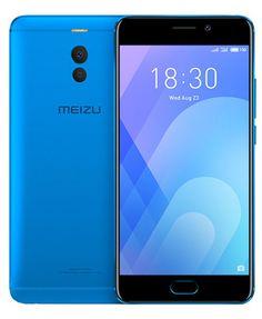 Сотовый телефон Meizu M6 Note 16Gb Blue