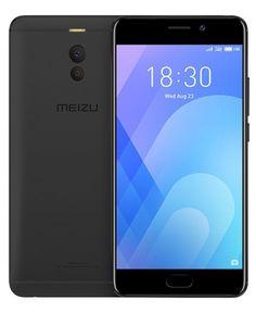 Сотовый телефон Meizu M6 Note 32Gb Black