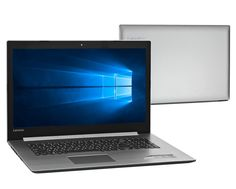 Ноутбук Lenovo IdeaPad 320-17IKB 80XM00G8RK (Intel Core i3-7100U 2.4 GHz/6144Mb/1000Gb/DVD-RW/nVidia GeForce 940MX 2048Mb/Wi-Fi/Bluetooth/Cam/17.3/1920x1080/Windows 10 64-bit)