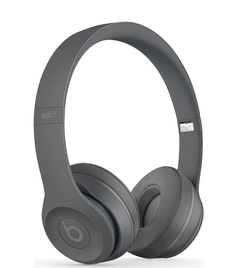 Гарнитура Beats Solo3 Wireless Asphalt Gray MPXH2ZE/A
