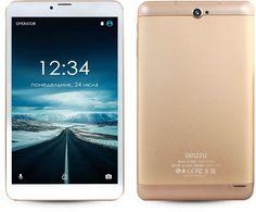 Планшет Ginzzu GT-8105 Gold (Spreadtrum SC7731G 1.3 GHz/1024Mb/8Gb/GPS/3G/Wi-Fi/Bluetooth/Cam/8.0/1280x800/Android)