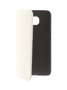 Аксессуар Чехол-книжка Samsung Galaxy S6 Bouletta Book White MCBCWK3S6