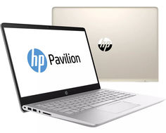 Ноутбук HP Pavilion 14-bf023ur 2PV84EA (Intel Pentium 4415U 2.3 GHz/4096Mb/1000Gb/No ODD/Intel HD Graphics/Wi-Fi/Cam/14.0/1920x1080/Windows 10 64-bit)