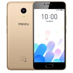 Сотовый телефон Meizu M5C 32Gb Gold