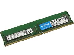 Модуль памяти Crucial DDR4 2400MHz PC4-19200 1.2V CL17 - 8Gb CT8G4DFS824A