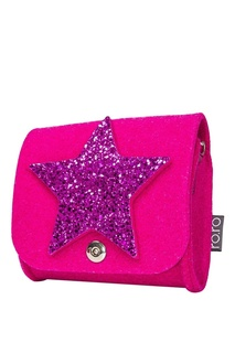 Розовая сумка со звездой Roro