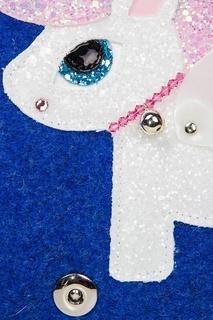 Синяя сумка с пони Roro