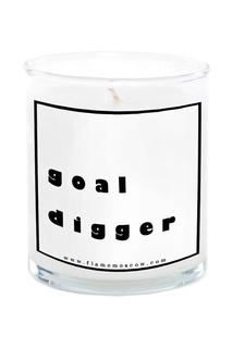 Ароматическая свеча Goal digger Jackie, 250 g Flame Moscow