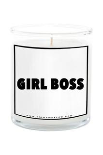 Ароматическая свеча Girl Boss Nina, 250 g Flame Moscow