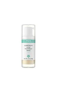 Маска против акне clear calm - REN Skincare