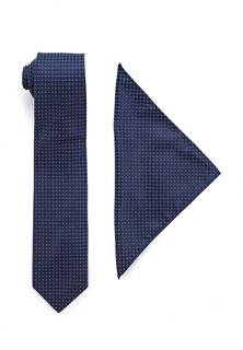 Комплект галстук и платок VinzoVista