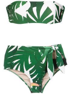 бикини с тропическим принтом Adriana Degreas
