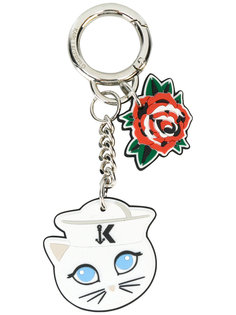 брелок для ключей Captain Karl Fun Karl Lagerfeld