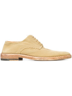 туфли на шнуровке Mam Maison Margiela