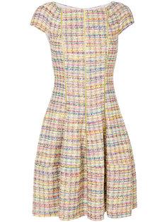 твидовое платье Kovalic15 Talbot Runhof
