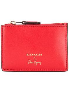 кошелек для карт Selena Mini Skinny Coach