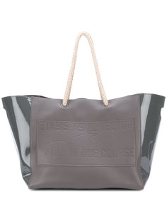 vector shopper tote bag Sacai