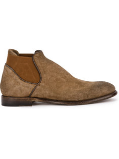 ботинки с эластичными вставками Silvano Sassetti