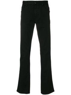 расклешенные джинсы Prada