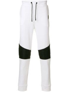 спортивные брюки со вставками  Philipp Plein
