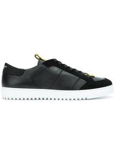 кроссовки с контрастной полоской Industrial Off-White