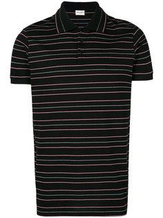 striped polo shirt Saint Laurent