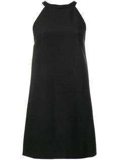платье без рукавов Miu Miu