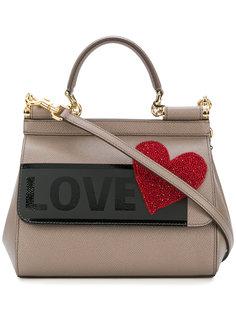 сумка Sicily LOVE Dolce & Gabbana