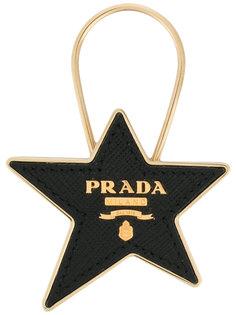 брелок  в виде звезды Prada