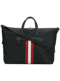 дорожная сумка Camer с отделкой в полоску Bally