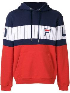 colour block hoodie  Fila