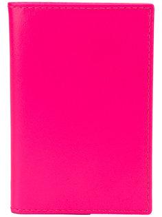 бумажник дизайна колор-блок Comme Des Garçons Play