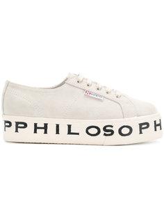 кроссовки Superga X Philosophy Philosophy Di Lorenzo Serafini