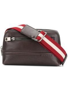 сумка на пояс с молнией  Bally