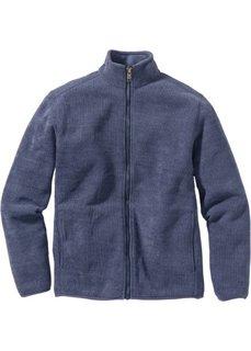 Куртка Regular Fit в рубчик (индиго) Bonprix
