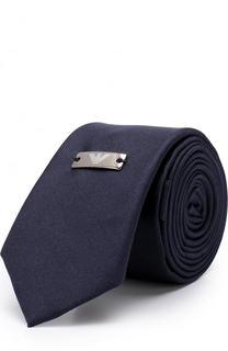 Шелковый галстук Armani Junior
