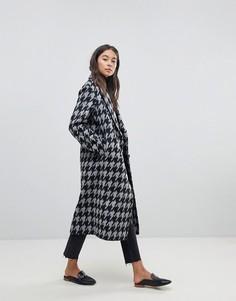 Двубортное пальто Helene Berman - Мульти