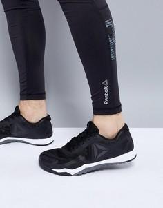 Черные кроссовки Reebok Training Workout 2.0 CN0967 - Черный