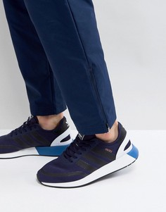 Темно-синие кроссовки adidas Originals N-5923 Runner DB0961 - Темно-синий
