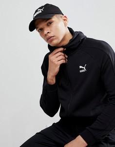 Черная кепка Puma Essentials 05291909 - Черный