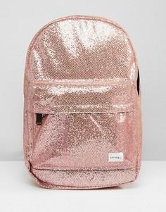 Рюкзак с блестками Spiral - Розовый